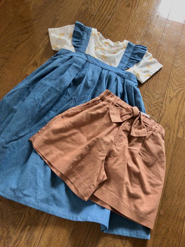 服は、義母からのプレゼントより自分で選びたい