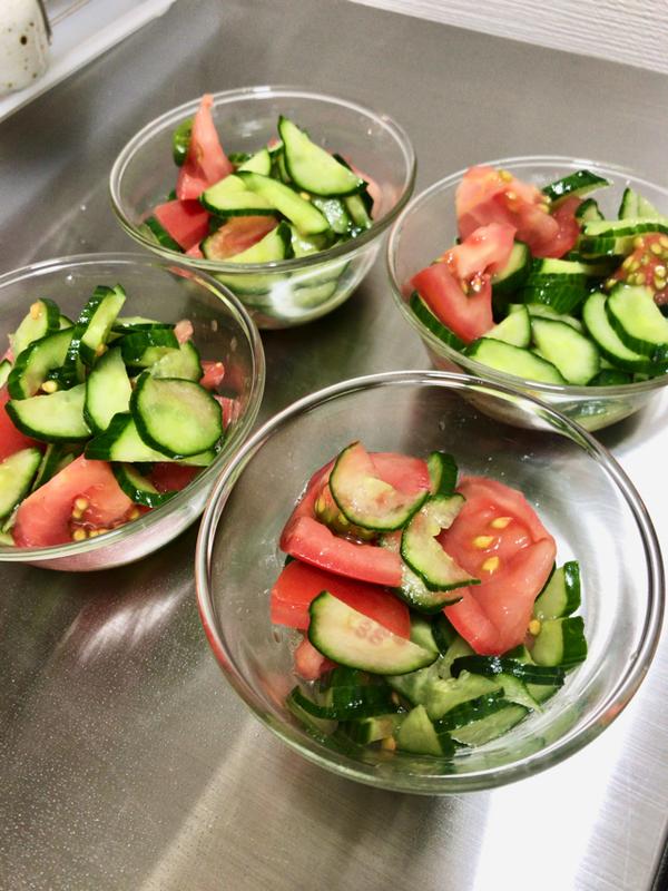 イワキのスイーツカップヨーグルトに野菜