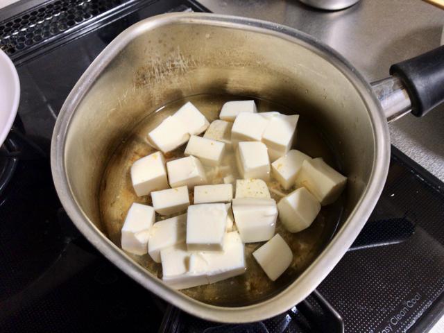 火を使わない冷たい味噌汁