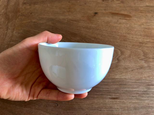 貝印 SELECT100 ミニすり鉢 DH-3020 のサイズ感