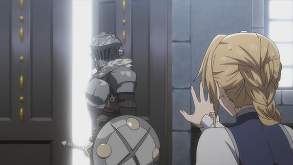 アニメ「ゴブリンスレイヤー」第5話のシーン