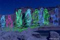 バーミヤン アフガニスタン レーザープロジェクト