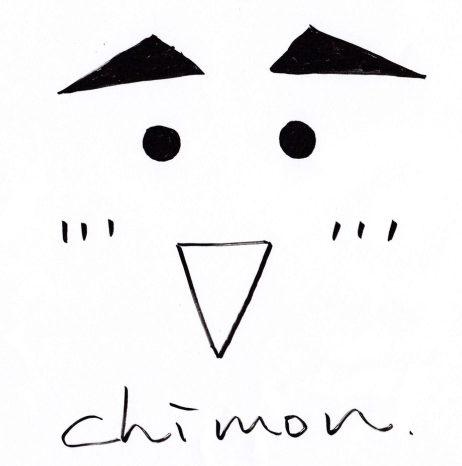 chimonくん
