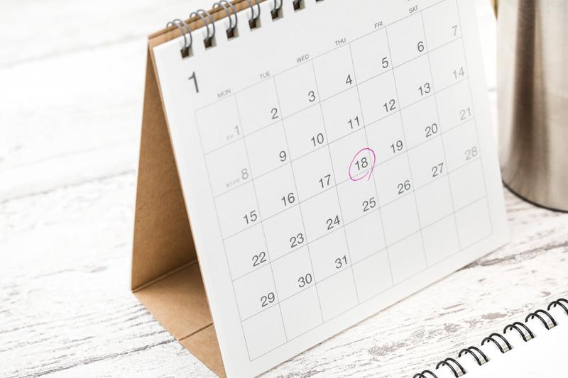 投薬カレンダー