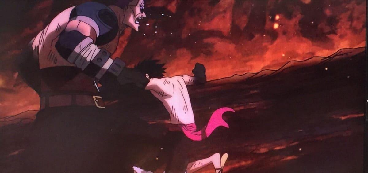 ゼフャーとルフャの死闘2