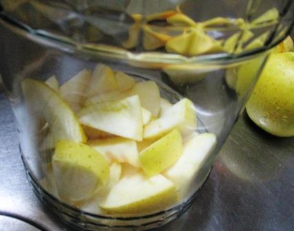 自家製りんご酢