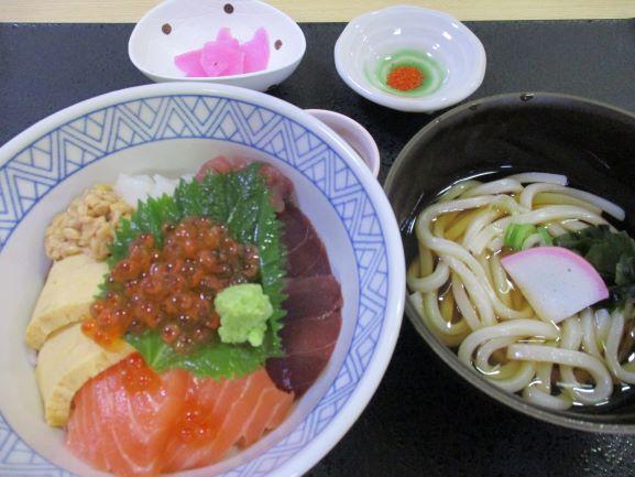 海鮮丼・大名