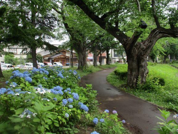 長四郎公園