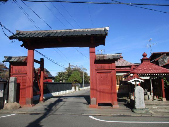 禅林街の赤門