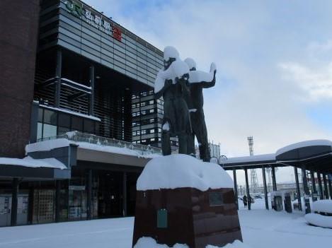 弘前・雪・冬景色