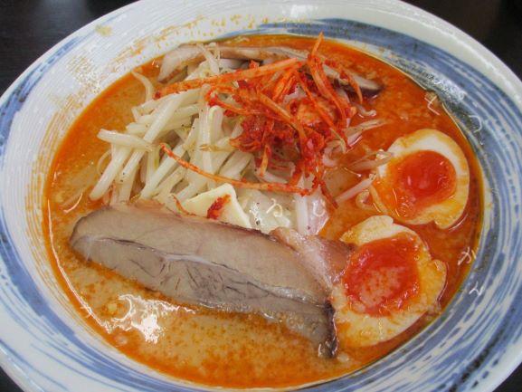 麺道蘭・ラーメン