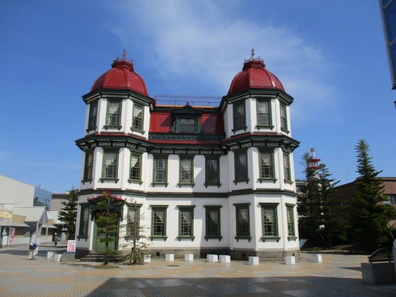堀江佐吉・旧弘前市立図書館