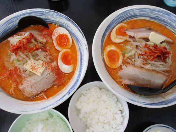 麺道蘭・かっとびラーメン