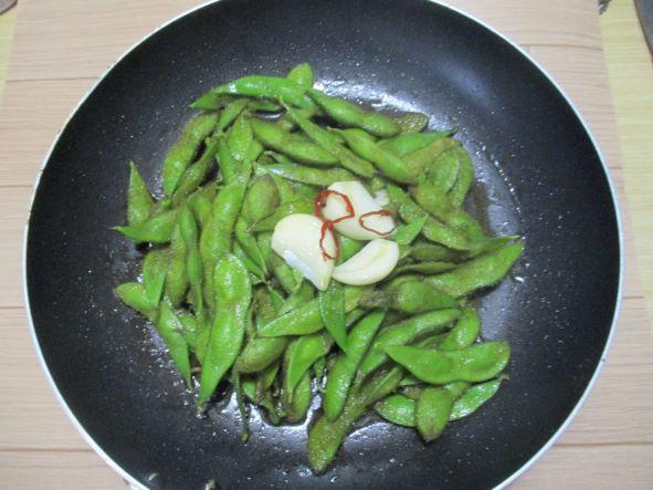 毛豆のレシピ