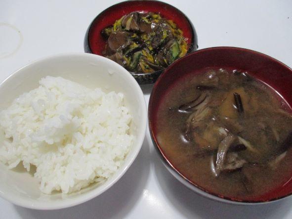 青森米・サモダシ料理