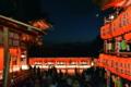 『京都新聞写真コンテスト 伏見稲荷本宮祭』