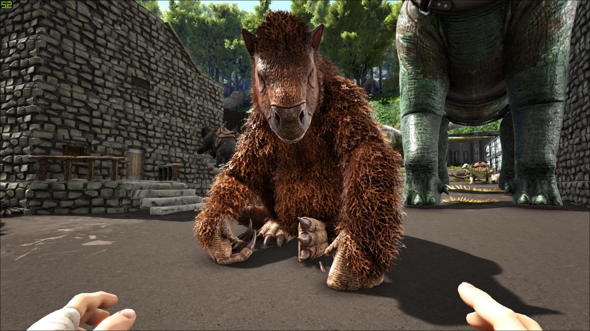 マイマイ Ark アフリカ 【ARK】ジェネシス(Genesis)のマップ攻略と出現する恐竜