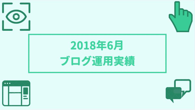 6月運用報告アイキャッチ画像