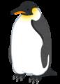 ペンギン大きさそのまま