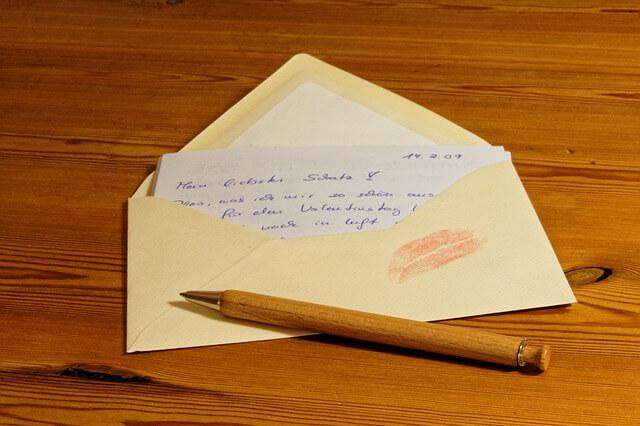 夢占い 手紙の夢