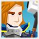 コバルト鋼の騎士ランス_進化1