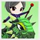 竜と駆けるものキキ_進化1