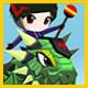 竜と駆けるものキキ_進化2