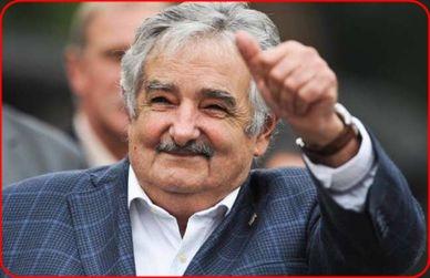 世界で一番貧しい大統領」ムヒカ氏が来日 - 愛の輝きとつぶやき
