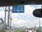 丹南篠山口ICの手前の看板
