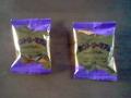 カントリーマアム小倉トースト風味の袋