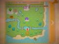 あかずとびも村の地図