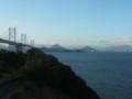 与島から見た四国・坂出