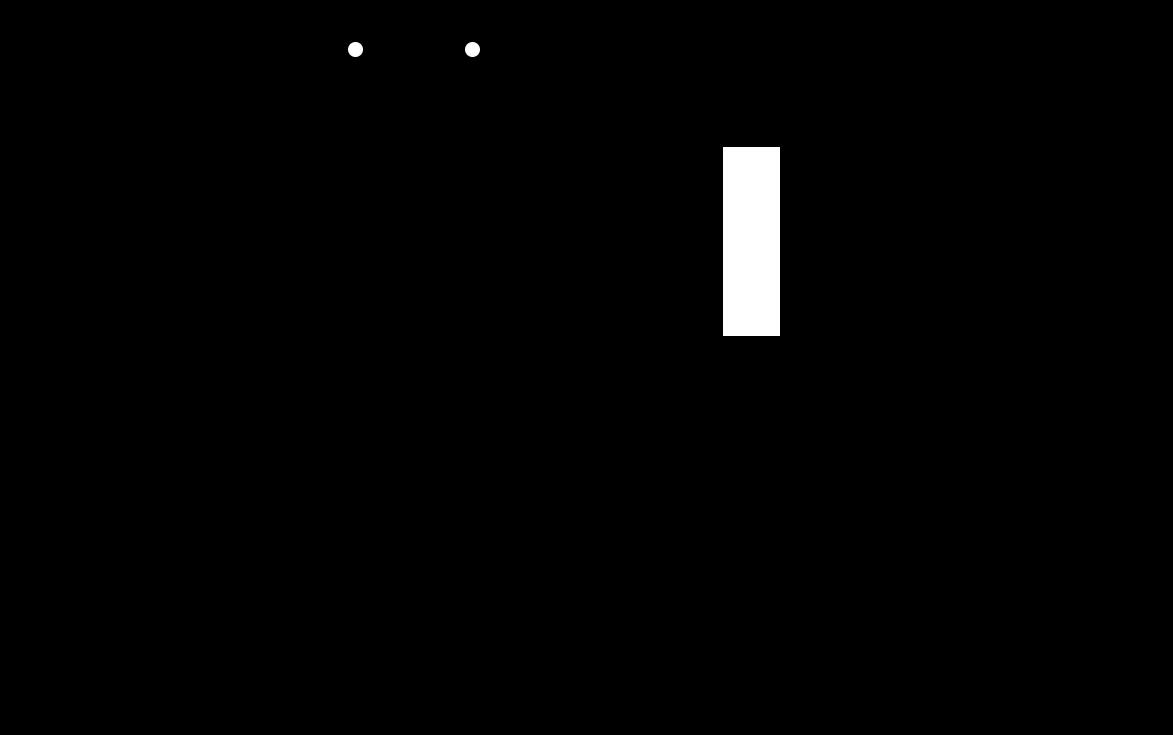 電池の内部抵抗を考慮した回路の図
