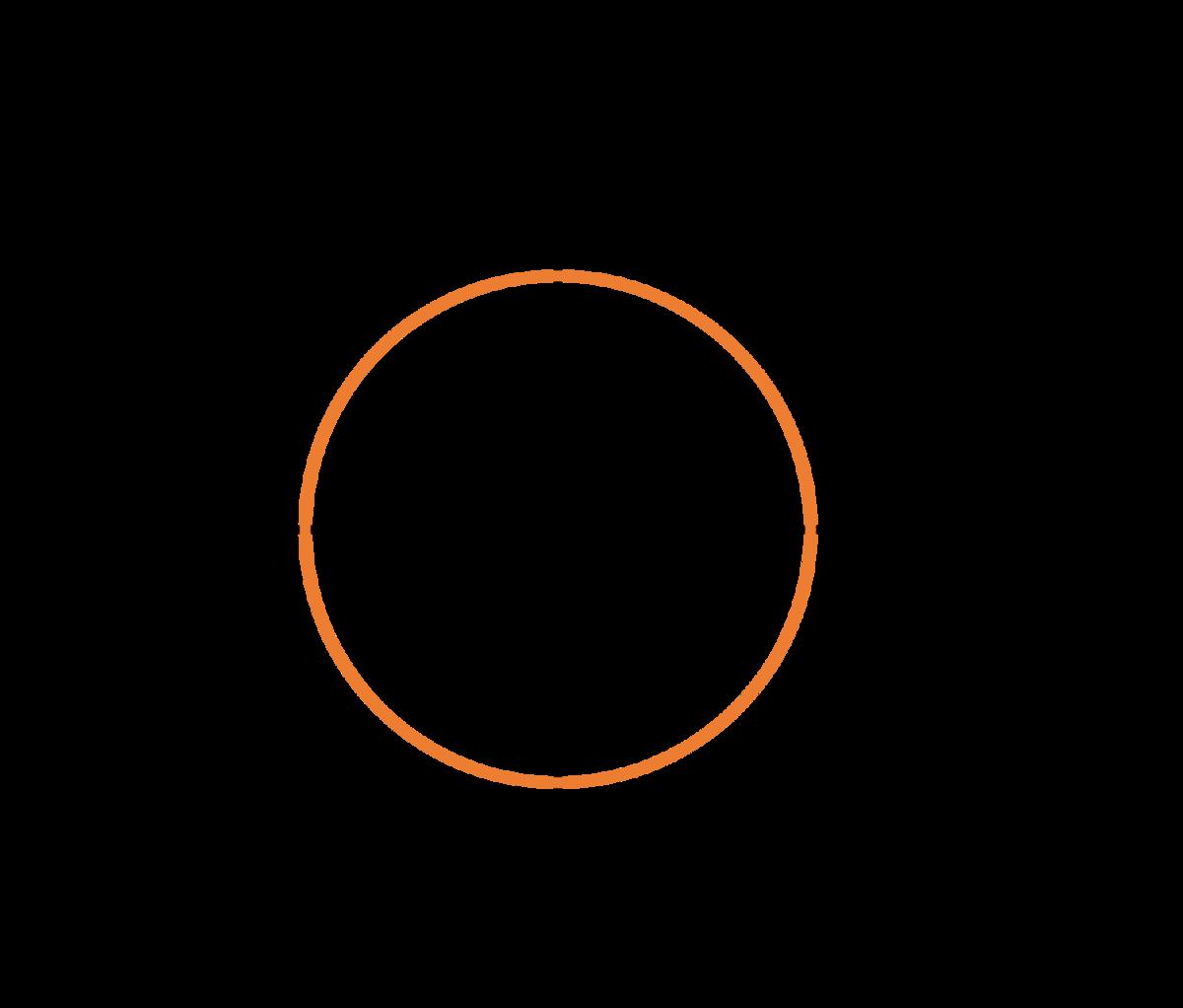 図1 理想の地磁気データ