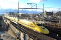 「京都新聞写真コンテスト」幸福の新幹線