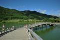 「京都新聞写真コンテスト」乙女が池を行く列車
