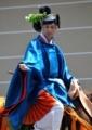 京都新聞写真コンテスト 貴族の祭