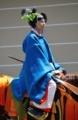 京都新聞写真コンテスト 貴族のいでたち