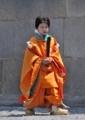 京都新聞写真コンテスト 平安衣装