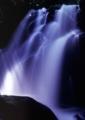 京都新聞写真コンテスト きらめく滝水