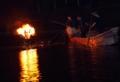 京都新聞写真コンテスト 夜の川面