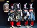 京都新聞写真コンテスト 優美な舞妓さん