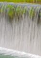 京都新聞写真コンテスト 滝のカーテン