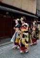 京都新聞写真コンテスト 花街の新年