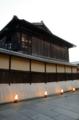京都新聞写真コンテスト 黄昏の灯り