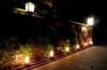 京都新聞写真コンテスト ほのかな灯り