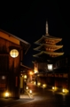 京都新聞写真コンテスト 雅な灯り