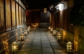 京都新聞写真コンテスト 古都の石畳