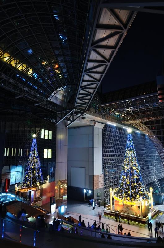 京都新聞写真コンテスト クリスマスイルミネーション4