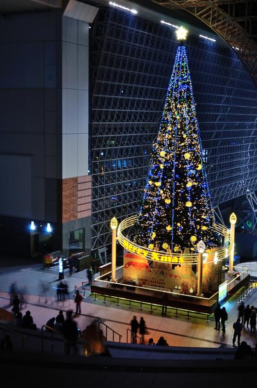京都新聞写真コンテスト クリスマスイルミネーション3
